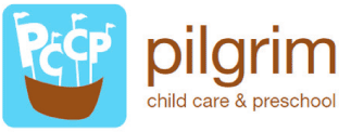 Pilgrim Child Care and Preschool logo
